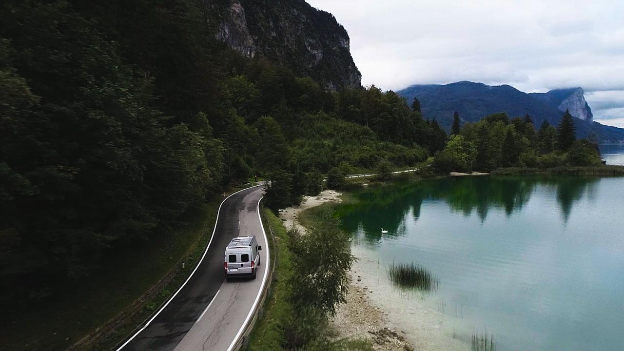 Österrike med Plåtis