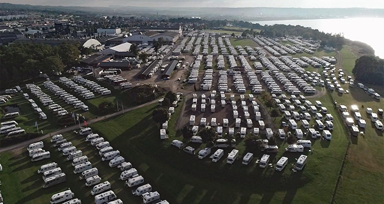 Elmia Husvagn Husbil 2019