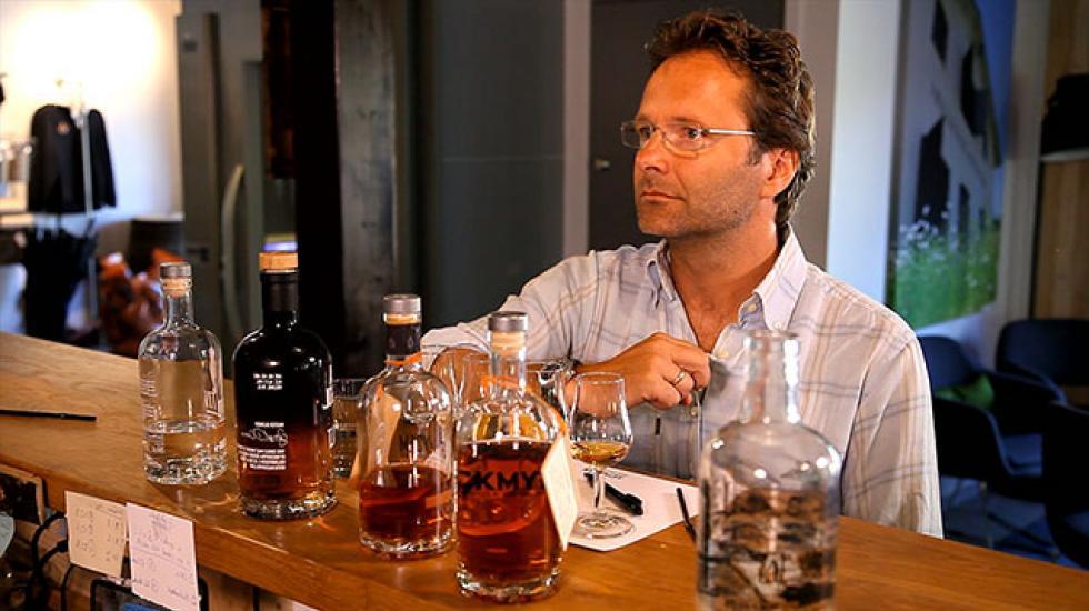 Whiskeyprovning Mackmyra