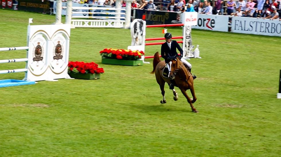 Felfri hoppning Falsterbo Horse Show
