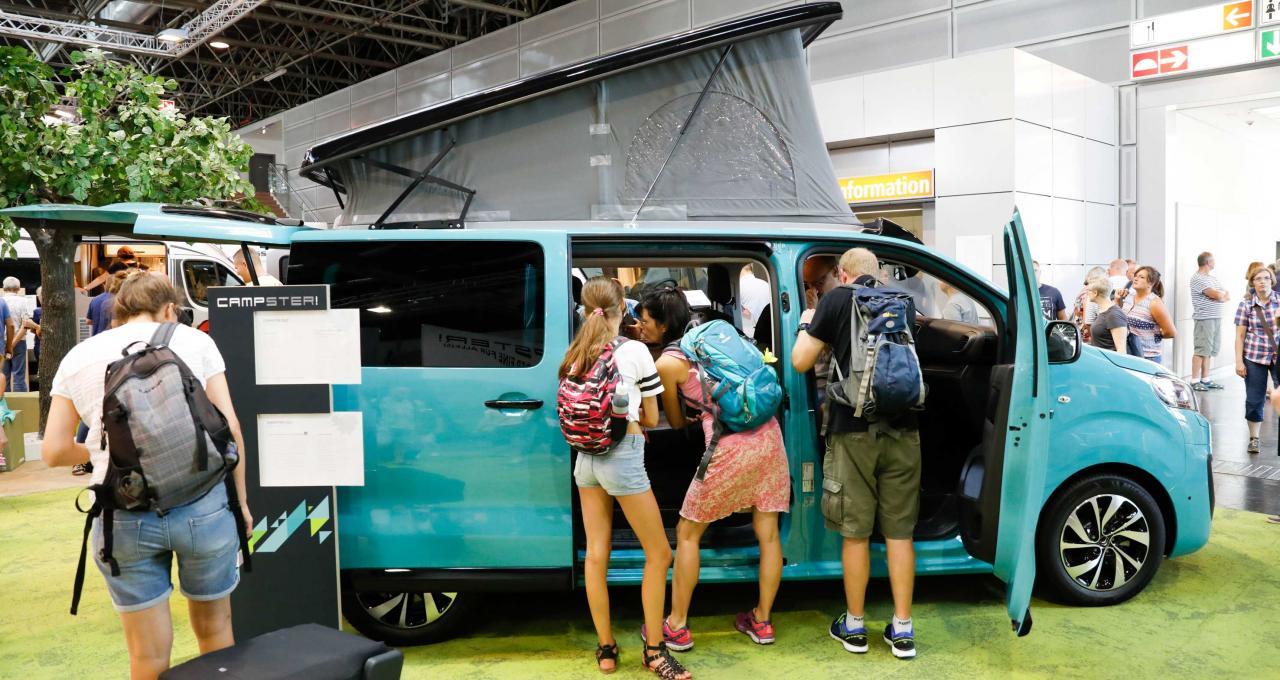 Caravan Salon 2019 Gone Camping