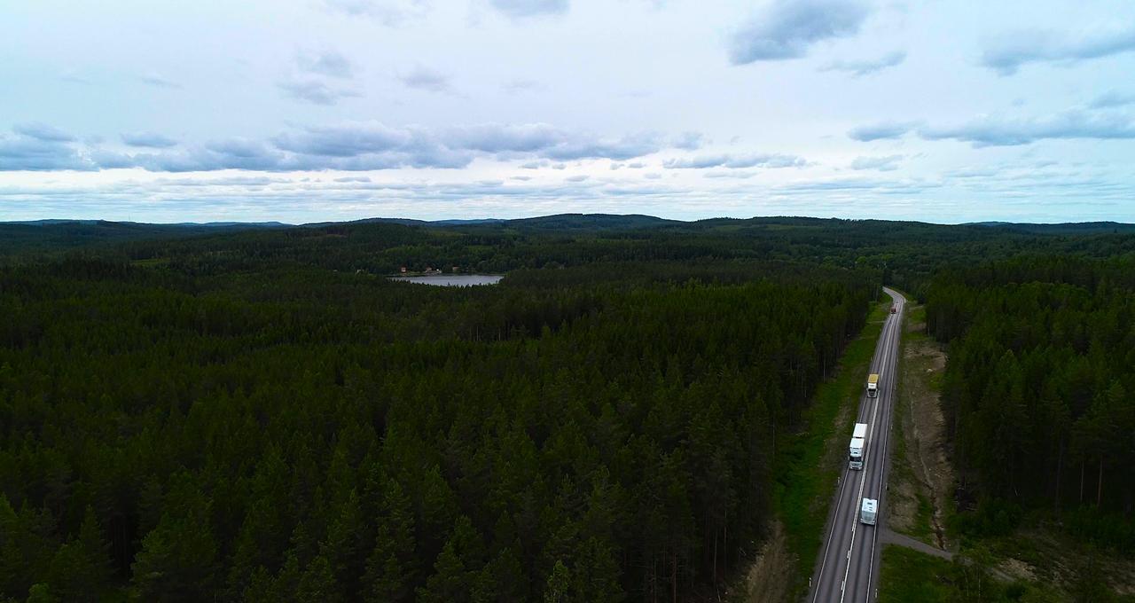 Frihet och semester i Dalarna