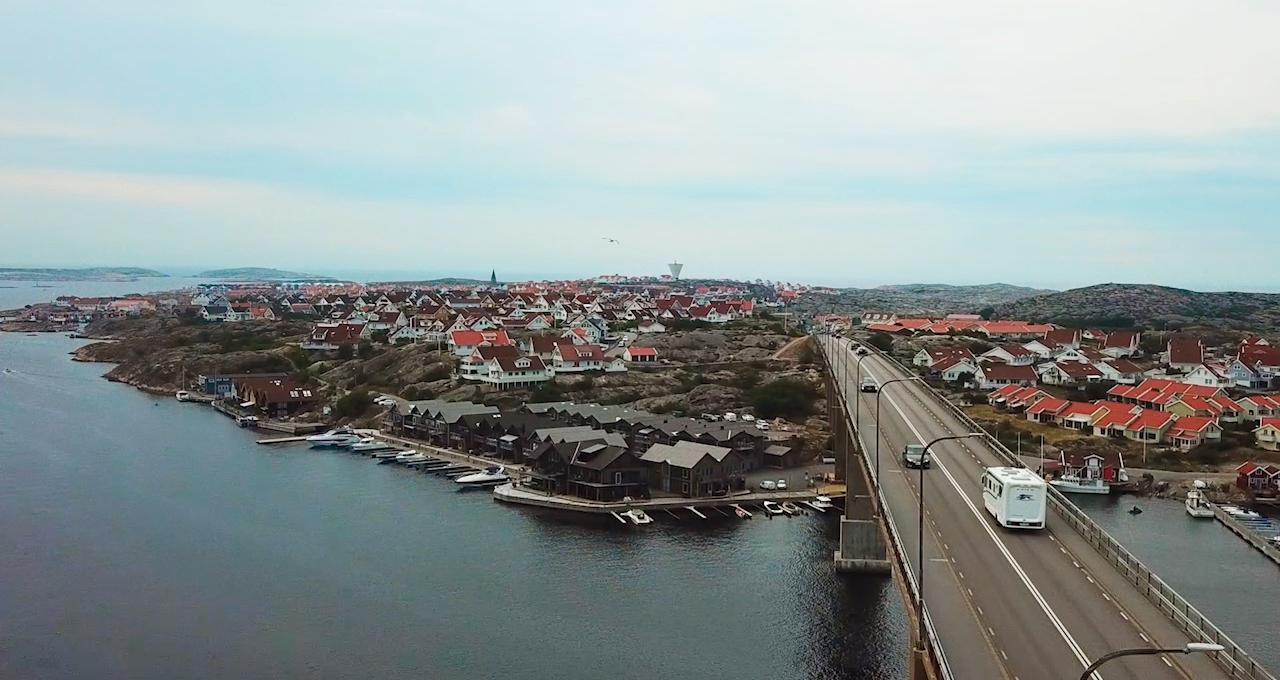 Camping i Bohuslän