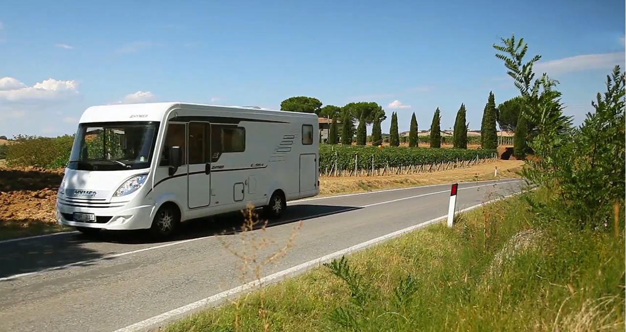 Toscana boende