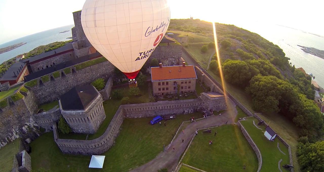 Ballonflygning i Bohuslän