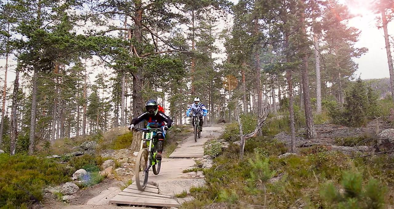 Avsnittsbild Järvsö Bike Park