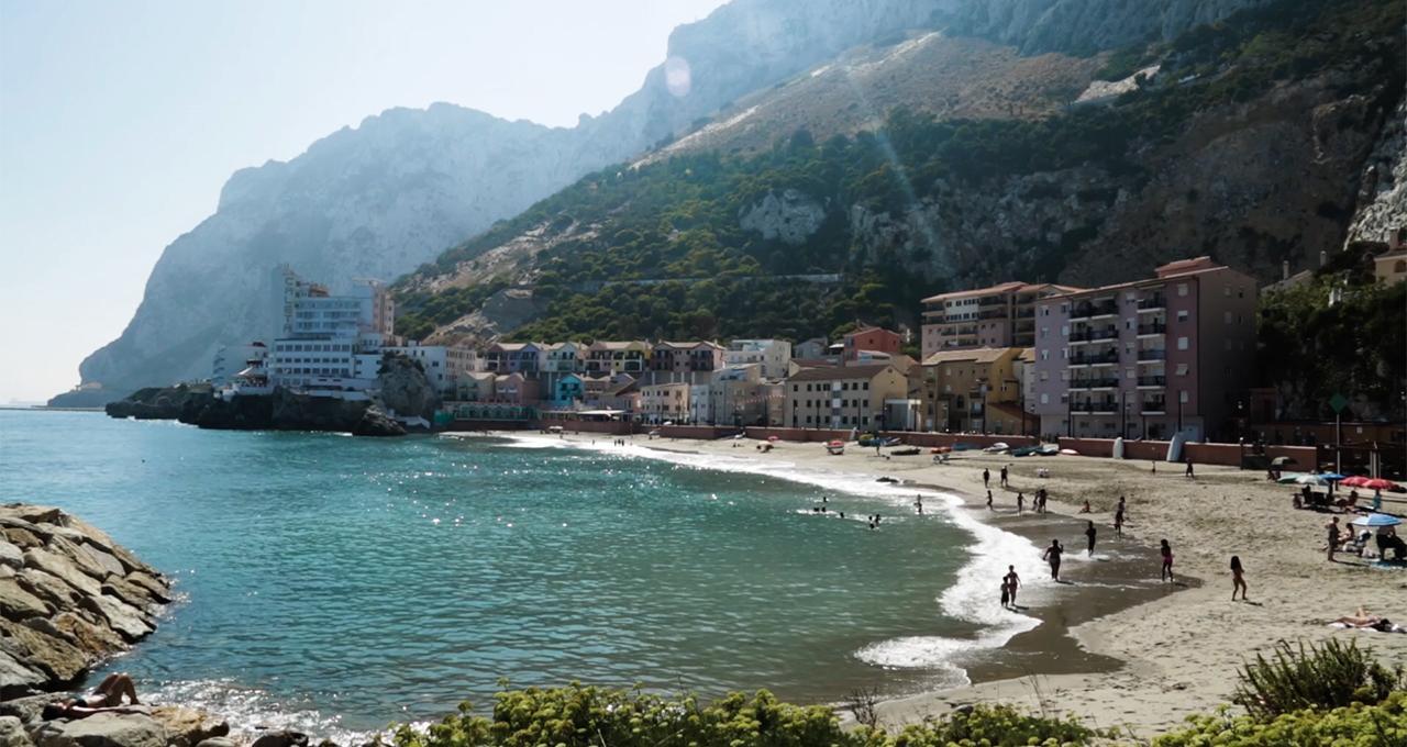 Ett besök i Gibraltar