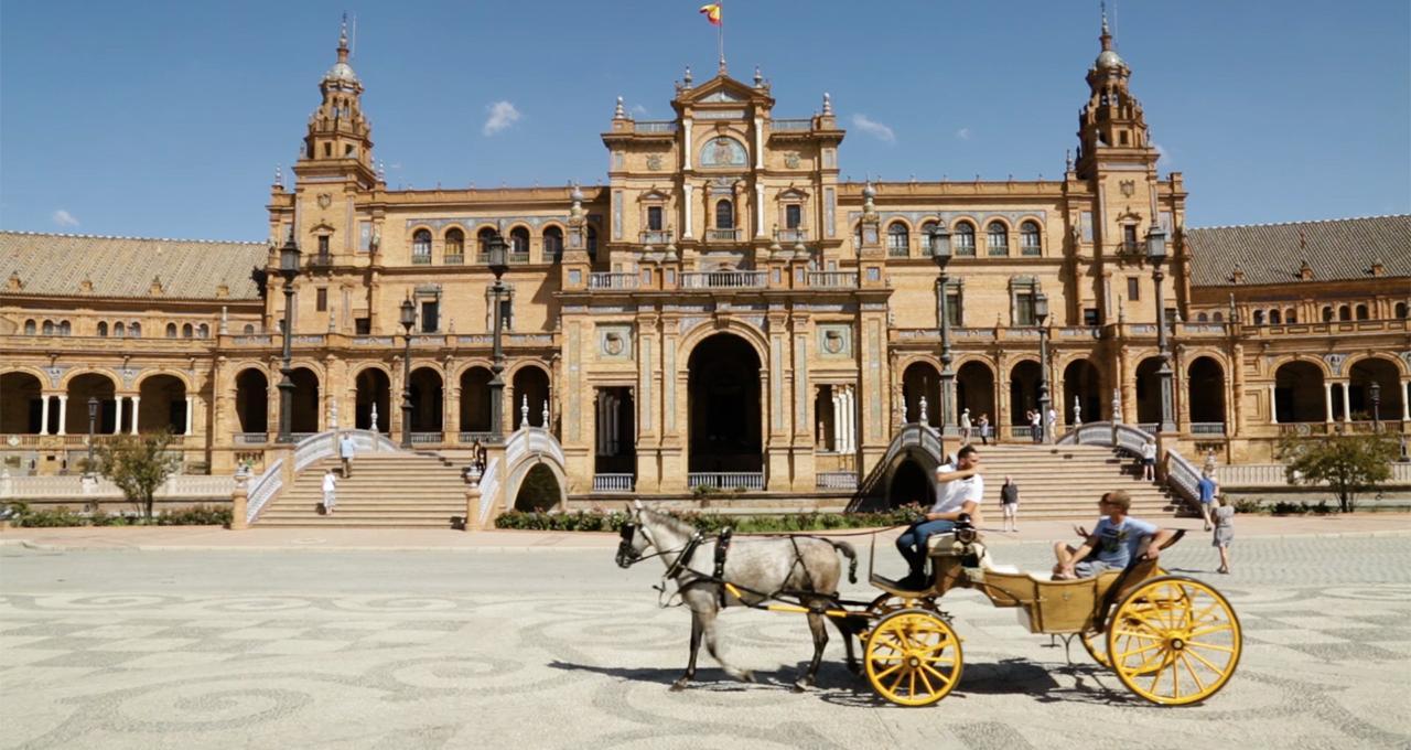 Sevilla sightseeing