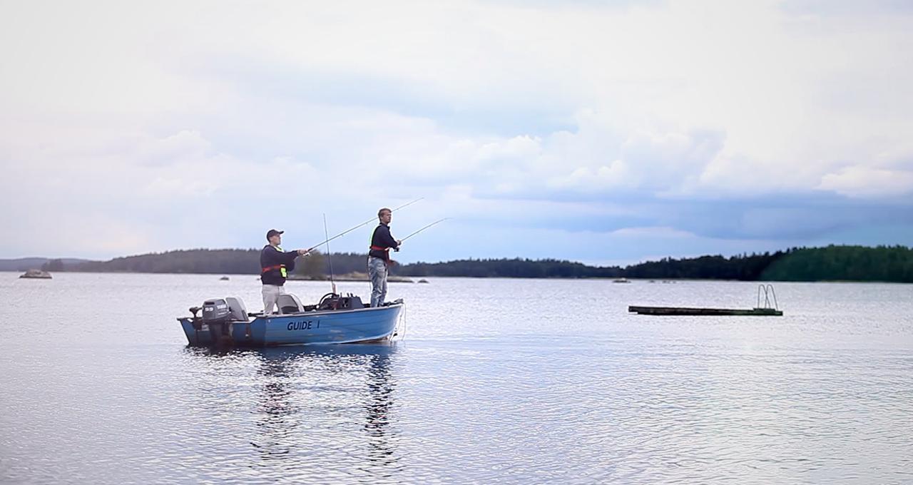 Sportfiske Getnögård