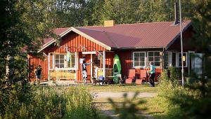 Åre Camping reception