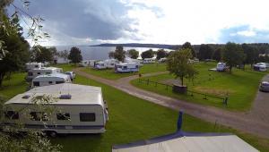 Caravan Club Sandvik Camping