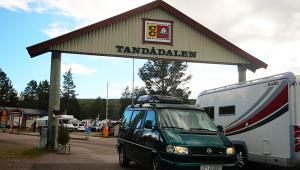 Caravan Club Tandådalen
