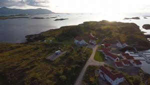 Lysø Naturcamping og Rorbuer