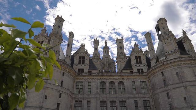 En resa genom Loiredalen