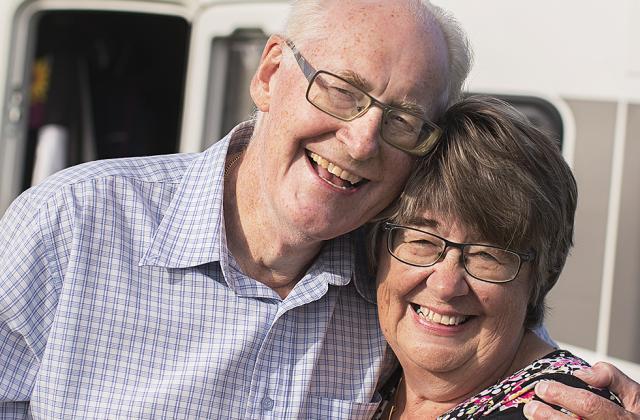 Carole och Dan Vernersson